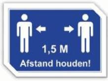 1,5 meter